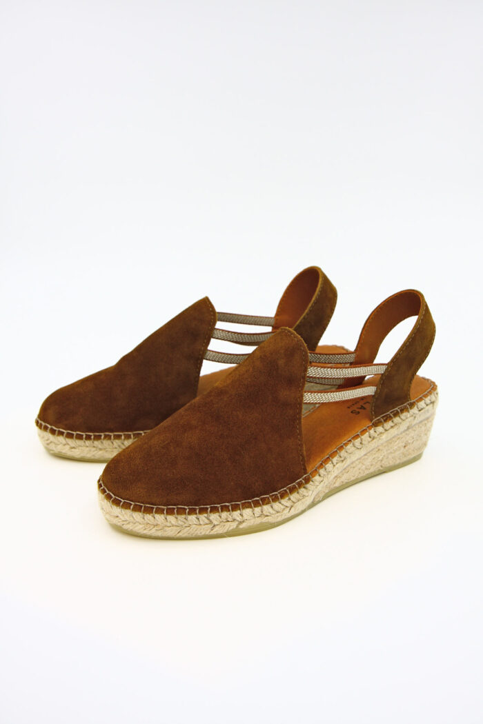 SUEDE TABA WOMAN SHOES