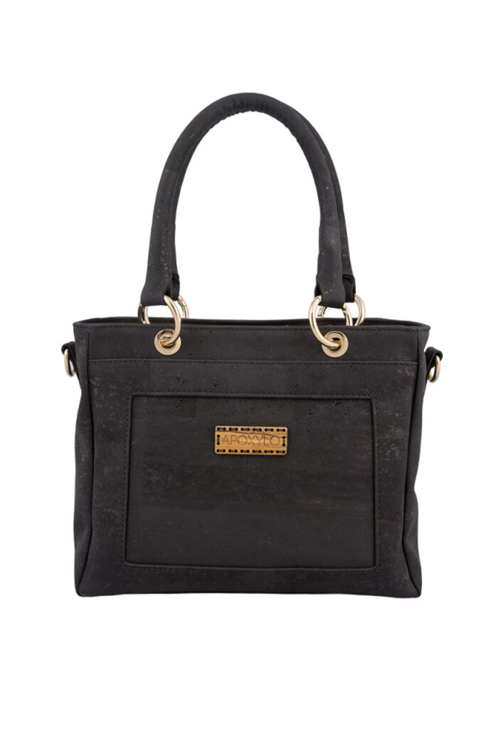 All day bag cork black