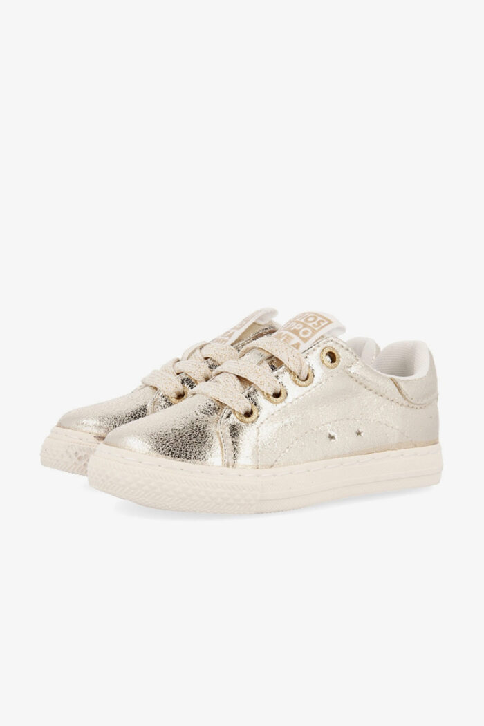 SNEAKERS GOLD GOLD
