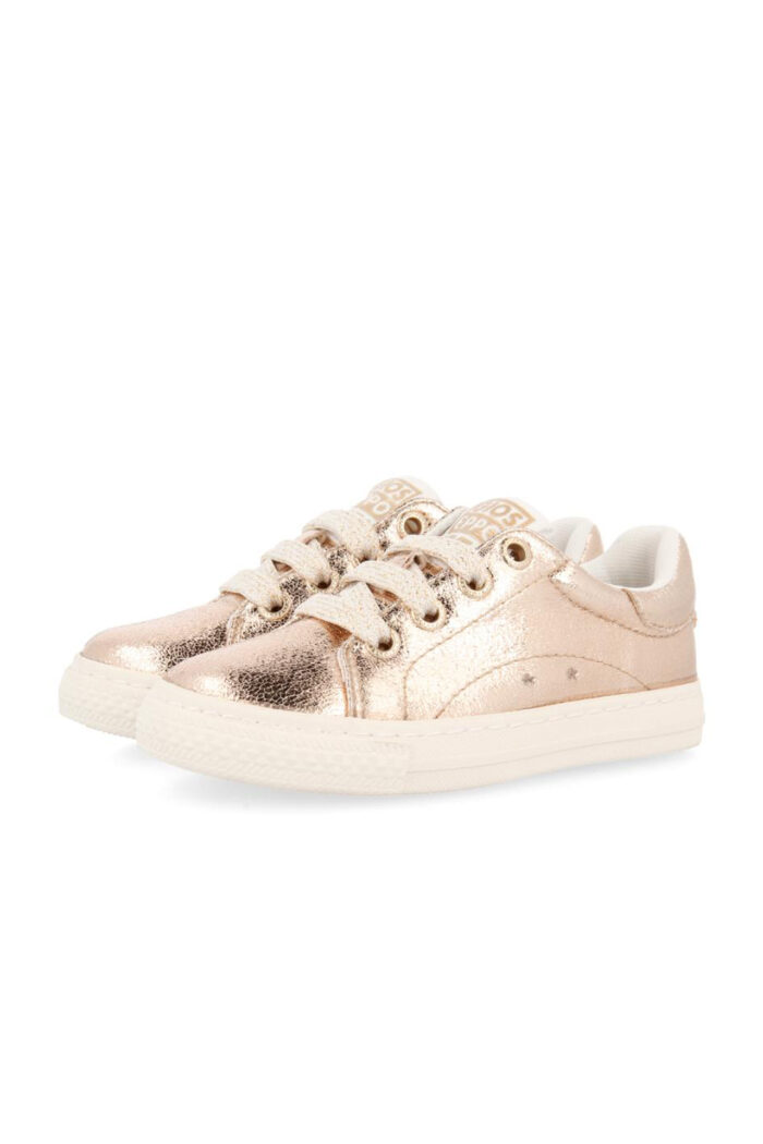 SNEAKERS COPPER ROSE-GOLD