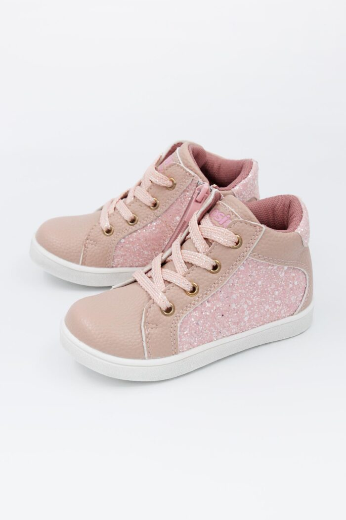 GIRL'S ANKLE BOOTS PINK