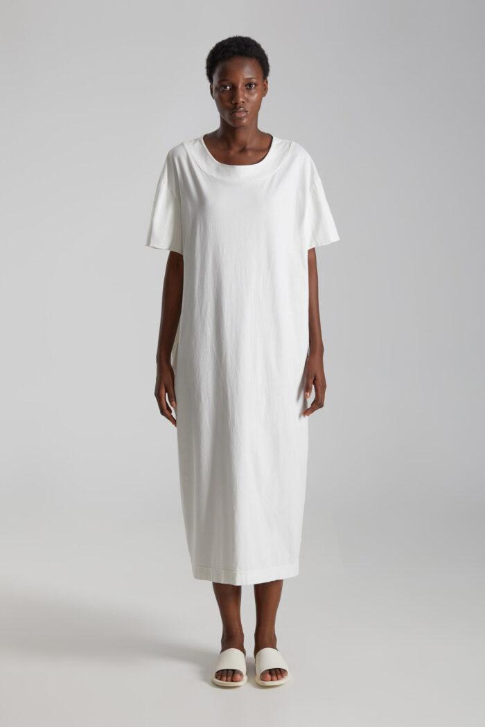 OFF WHITE TUYA DRESS